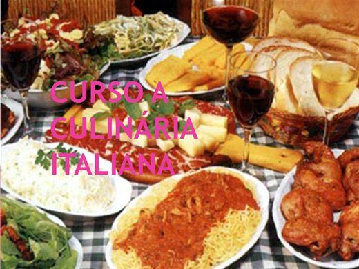 Curso Online de CURSO A CULINÁRIA ITALIANA