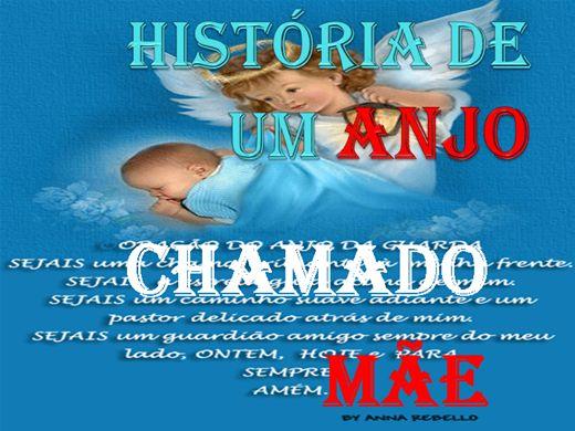 Curso Online de  CURSO HISTÓRIA DE UM ANJO CHAMADO MÃE