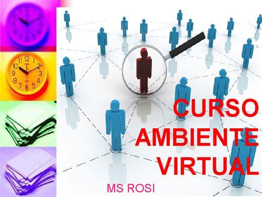 Curso Online de CURSO AMBIENTE VIRTUAL