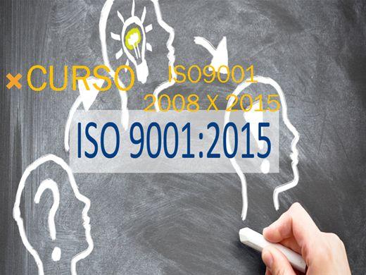 Curso Online de CURSO ISO9001 2008 X 2015