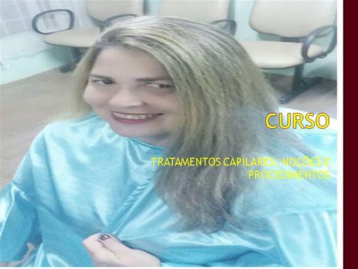 Curso Online de CURSO TRATAMENTOS CAPILARES: NOÇÕES E PROCEDIMENTOS