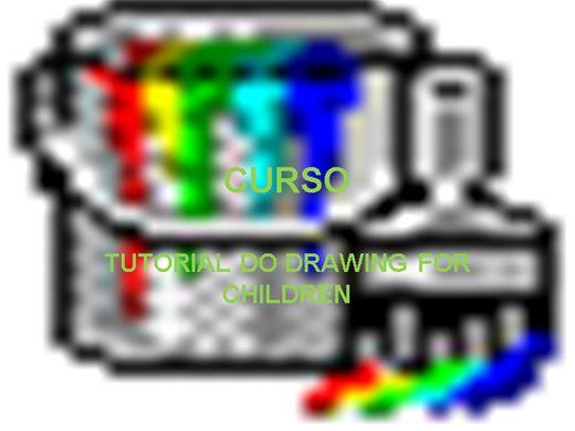 Curso Online de CURSO TUTORIAL DO DRAWING FOR CHILDREN