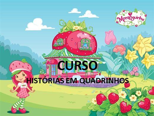 Curso Online de CURSO HISTÓRIAS EM QUADRINHOS HQ
