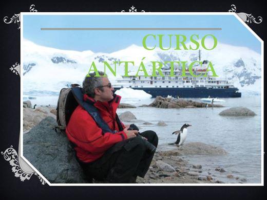 Curso Online de CURSO ANTÁRTICA