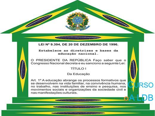 Curso Online de CURSO A LDB