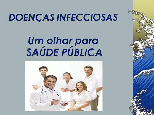 Curso Online de Doenças Infecciosas: Um olhar para Saúde Pública