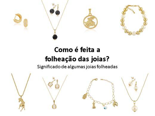 Curso Online de Joias Folheadas