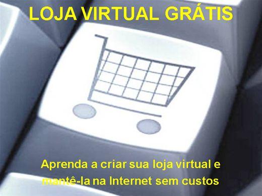 Curso Online de Como Criar sua Loja Virtual Grátis