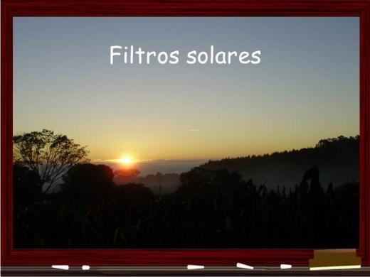Curso Online de Filtro Solar