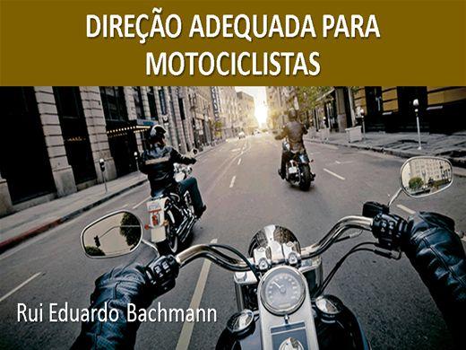 Curso Online de Direção adequada para motociclistas