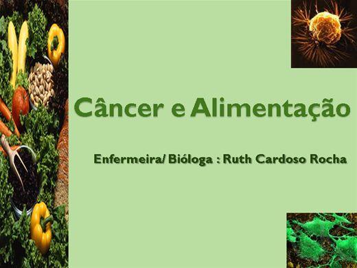 Curso Online de Câncer e Alimentação
