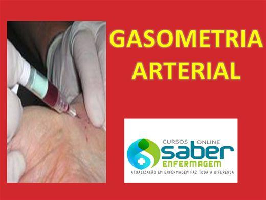 Curso Online de GASOMETRIA ARTERIAL