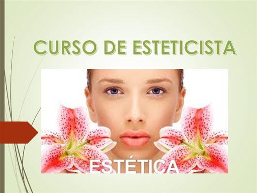 Curso Online de ESTETICISTA