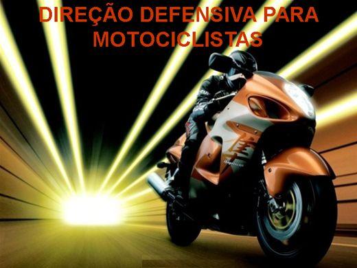 Curso Online de Direção Defensiva para Motociclistas