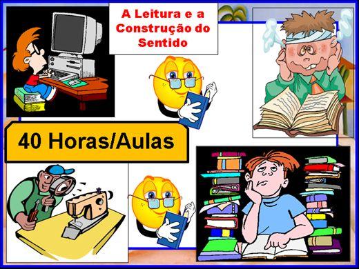 Curso Online de A Leitura e a Construção do Saber