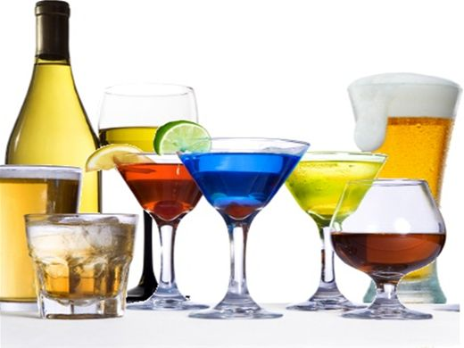 Curso Online de Bebidas - Modos de servir