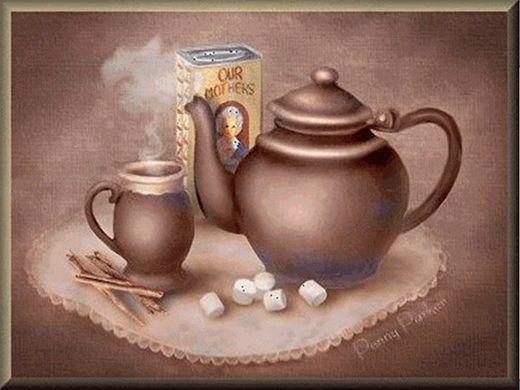 Curso Online de Chá - A Arte de Bem servir