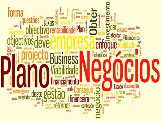 Curso Online de Como Elaborar um Plano de Negócios