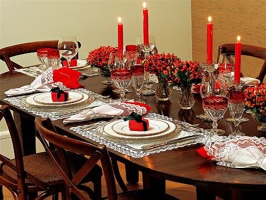 Curso Online de Como Organizar um Jantar de Natal