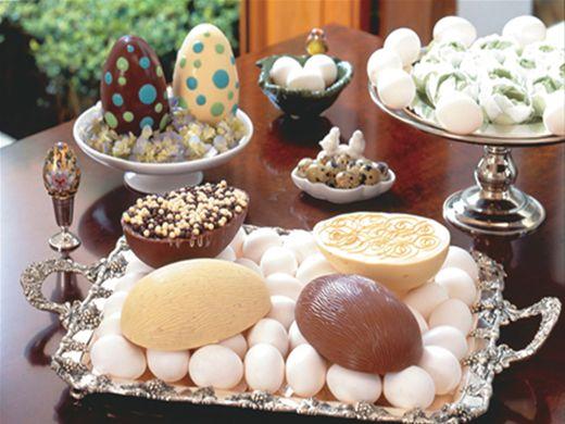 Curso Online de Confeção de Ovos de Páscoa