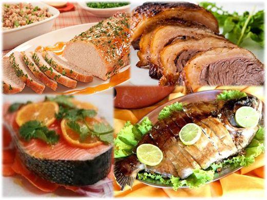 Curso Online de Confecção Básica de Peixe e Carne