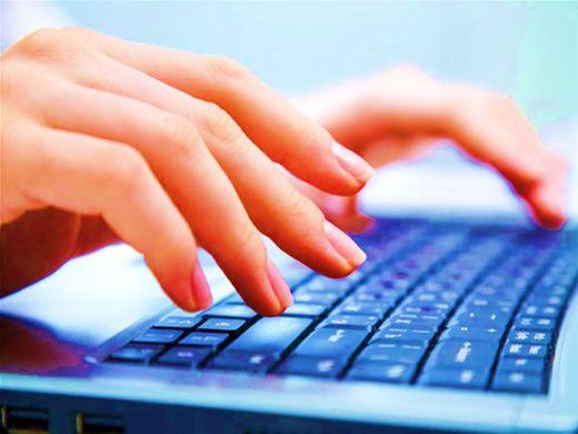Curso Online de Digitação