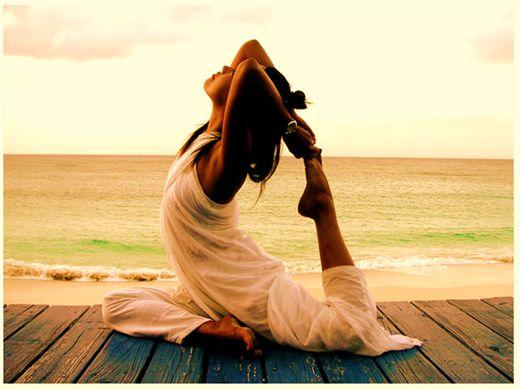 Curso Online de Iniciação ao Yoga