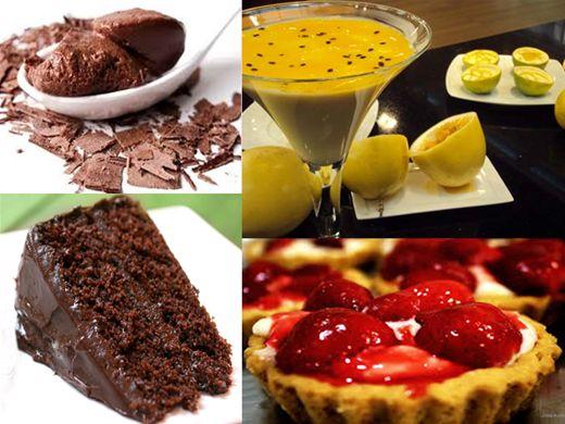 Curso Online de Sobremesas Simples
