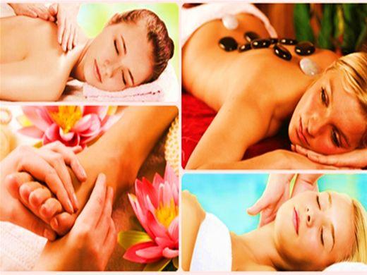 Curso Online de Massagens