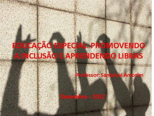 Curso Online de EDUCAÇÃO ESPECIAL: deficiência auditiva, promovendo a inclusão e aprendendo libras.