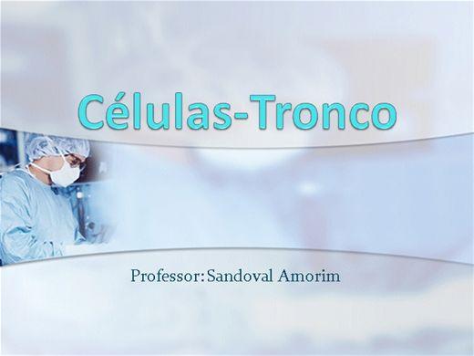 Curso Online de Biotecnologia: Células-Tronco