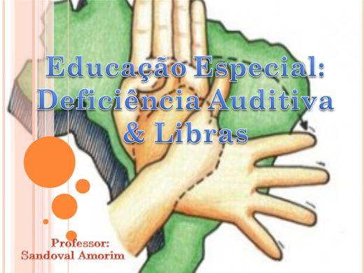 Curso Online de Educação Especial: Deficiência Auditiva & Libras