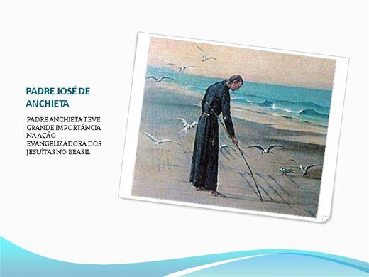 Curso Online de padre José de Anchieta