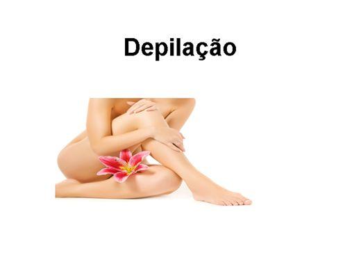 Curso Online de DEPILAÇÃO PROFISSIONAL COMPLETA
