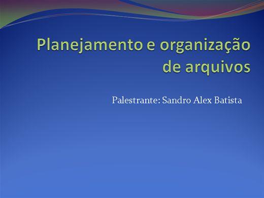 Curso Online de Organização de Arquivos