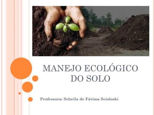 Curso Online de Manejo Ecológico do Solo