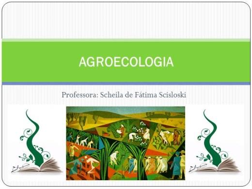 Curso Online de Agroecologia