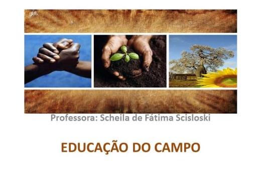 Curso Online de Educação do Campo