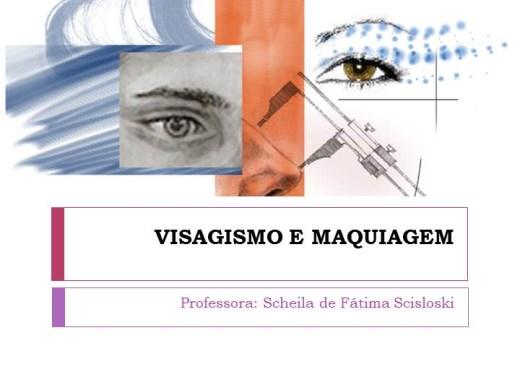 Curso Online de Visagismo e Maquiagem