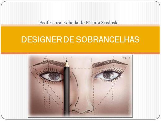 Curso Online de Designer de Sobrancelhas Completo