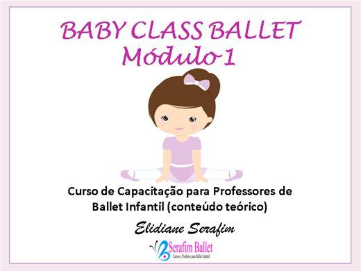 Curso Online de Baby Class Ballet Módulo 1