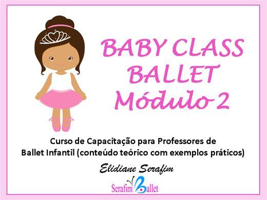 Curso Online de Baby Class Ballet Módulo 2