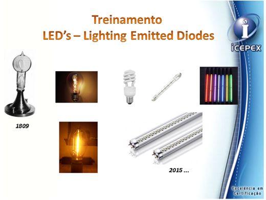 Curso Online de LEDs ? Lighting Emitted Diodes