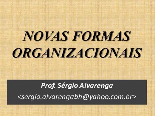 Curso Online de Novas Formas Organizacionais