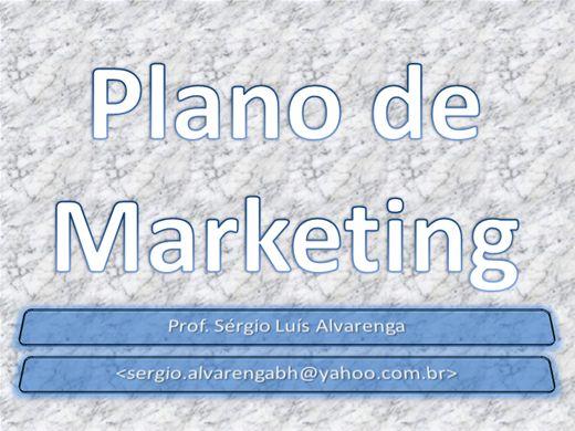 Curso Online de Plano de Marketing Completo