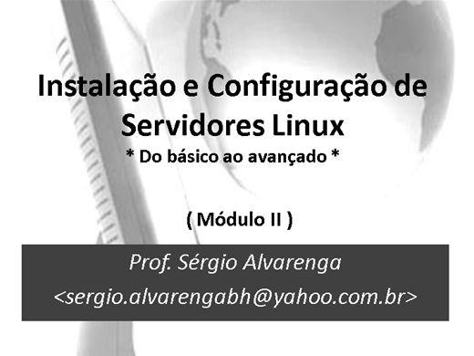 Curso Online de Configurando Servidor Linux - Modulo II