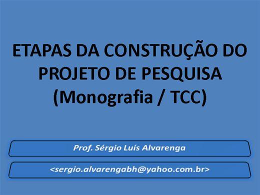 Curso Online de Elaboração de Monografias e TCC