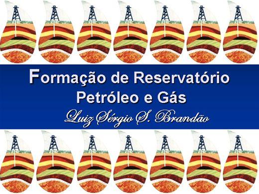 Curso Online de Formação de Reservatório de Petróleo e Gás