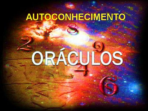 Curso Online de AUTOCONHECIMENTO ORÁCULOS