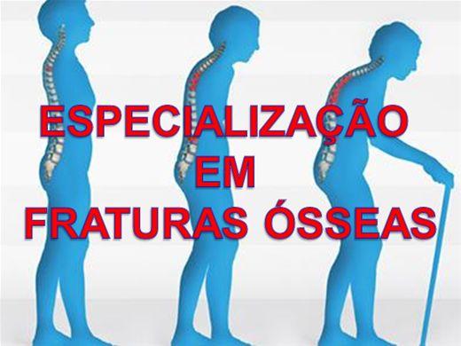 Curso Online de ESPECIALIZAÇÃO EM FRATURAS ÓSSEAS
